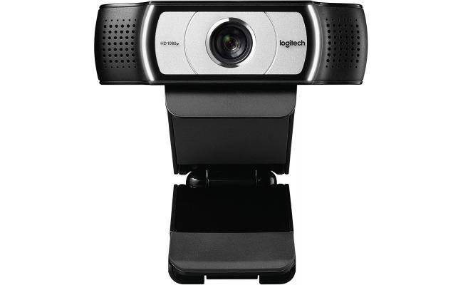 Logitech C930c FHD Smart 1080P Webcam 4 Time Digital Zoom