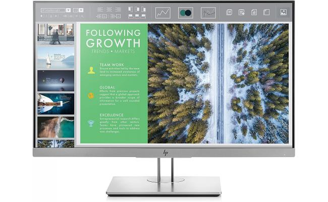 "HP EliteDisplay E243 24"" IPS FHD Adjustable DP & HDMI"