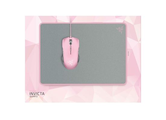 Razer Invicta Gaming Mouse Mat Quartz Edition