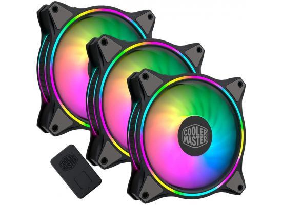 Cooler Master MasterFan MF120 Halo ARGB 120mm 3x Fans