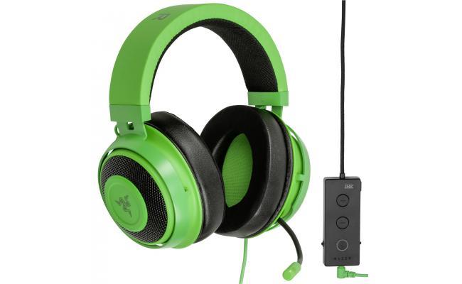 Razer Kraken Tournament THX Spatial Audio - Green
