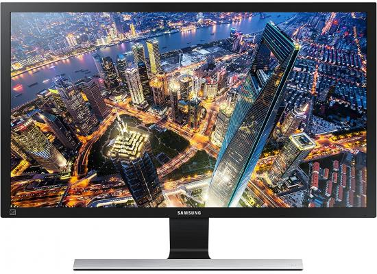 "Samsung U28E590D 28"" LED 4K AMD FreeSync Monitor - Black"