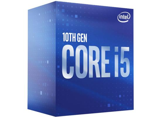 Intel Core i5-10400 Comet Lake 6-Cores up to 4.3 GHz 12MB, Box