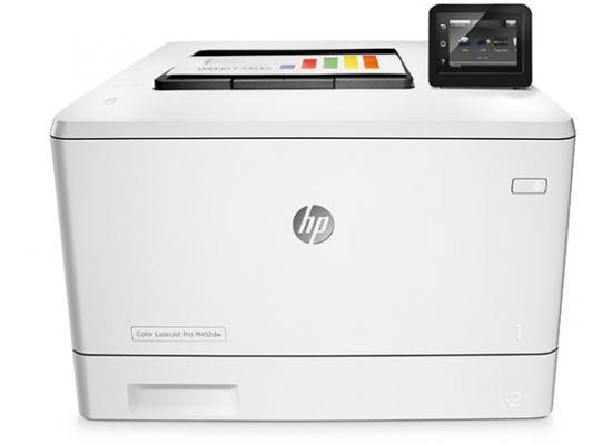 HP Color LaserJet Pro M255dw Wireless & Duplex Printing
