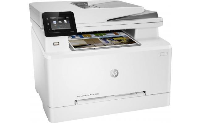 HP Color LaserJet Pro MFP M283fdn All in One