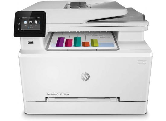 HP Color LaserJet Pro MFP M283FDW All in One