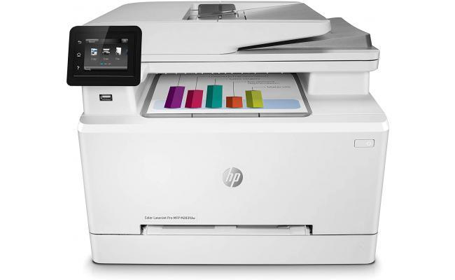 HP Color LaserJet Pro MFP M283FDW All in One