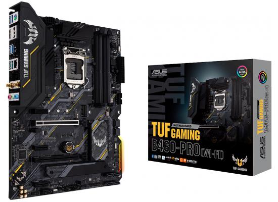 Asus TUF GAMING B460-PRO (WI-FI) Intel B460 WiFi & Bluetooth