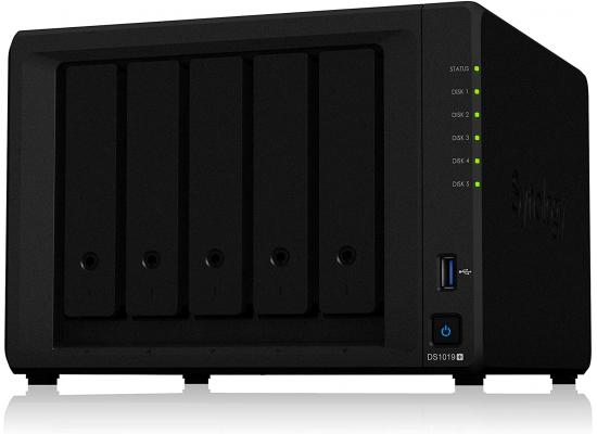 Synology DiskStation DS1019+ 5-Bay NAS Enclosure