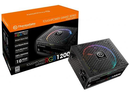 Thermaltake Toughpower Grand RGB 1200W 80+ Platinum Smart Zero RGB Fan