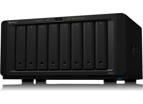 Synology DiskStation DS1819+ 8-Bay NAS Enclosure