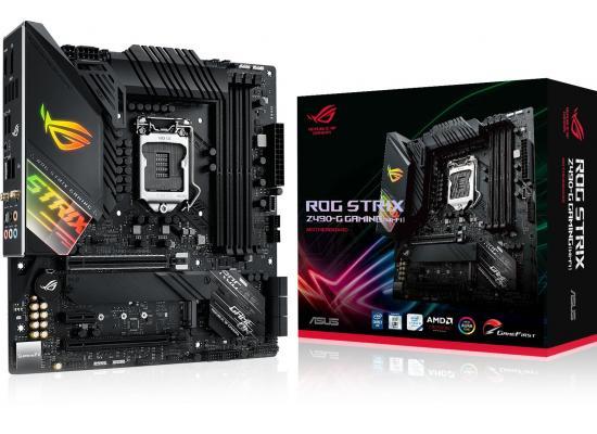 ASUS ROG Strix Z490-G Gaming (WiFi) Intel Z490 Wireless & Bluetooth