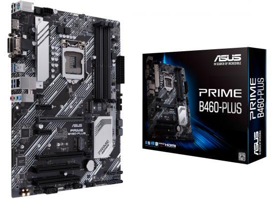ASUS Prime B460-PLUS Intel B460 Dual M.2 and Aura Sync RGB