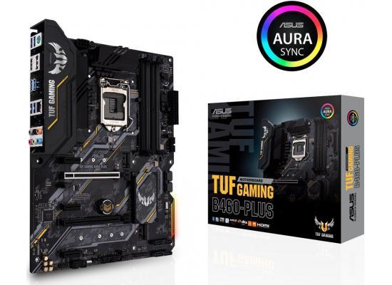 Asus TUF GAMING B460-Plus Intel B460 ATX Mainboard
