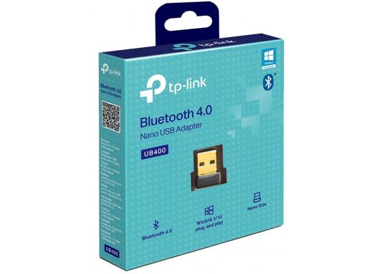 TP-Link UB400 USB Bluetooth 4.0 Adapter for PC Dongle Receiver