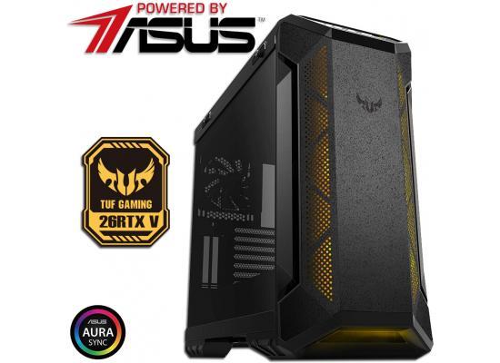 ASUS TUF 26RTX V Gaming PC AMD Ryzen 5 w/ RTX 2060