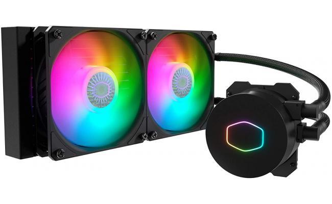 Cooler Master MasterLiquid ML240L ARGB V2 CPU Cooler