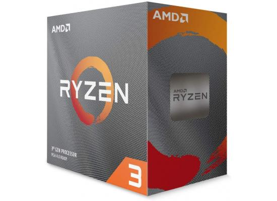 AMD RYZEN 3 3100 4-Core 3.6 GHz (3.9 GHz Max Boost)