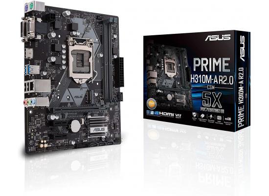 Asus PRIME H310M-R R2.0 Intel H310 Micro ATX Mainboard