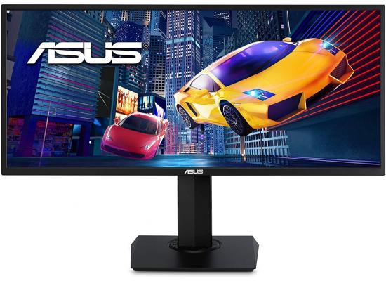"Asus VP348QGL 34"" Ultra-Wide 4K Adaptive-Sync & FreeSync 75Hz HDR10"