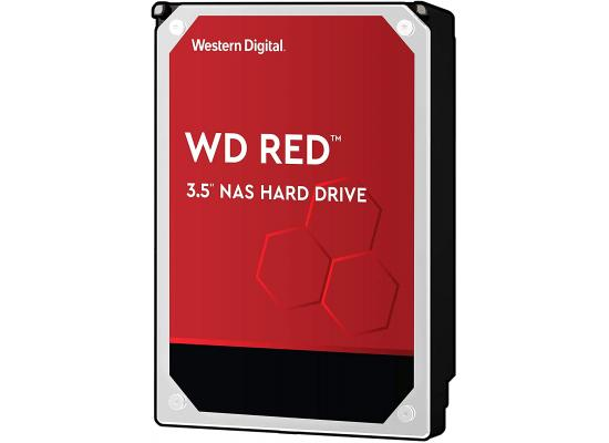 "WD Red 4TB NAS Hard Drive 256MB Cache 3.5"" SATA Internal"