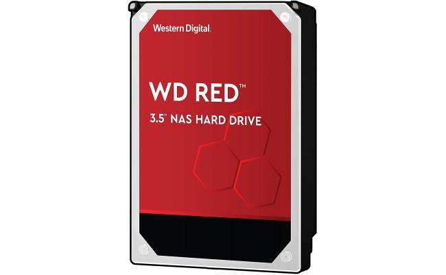 "WD Red 4TB NAS Hard Drive 256MB Cache 3.5"" SATA Internal"