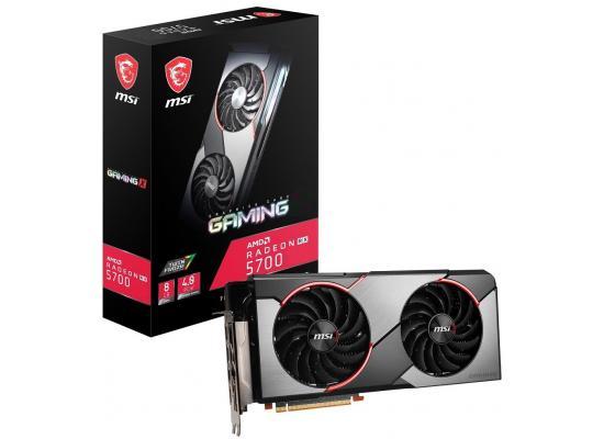 MSI Radeon RX 5700 GAMING 8GB GDDR6 Video Card