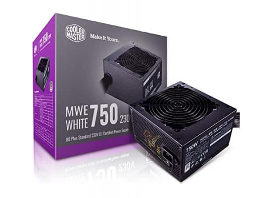 Cooler Master MWE 750W 80+ White 230V Power Supply