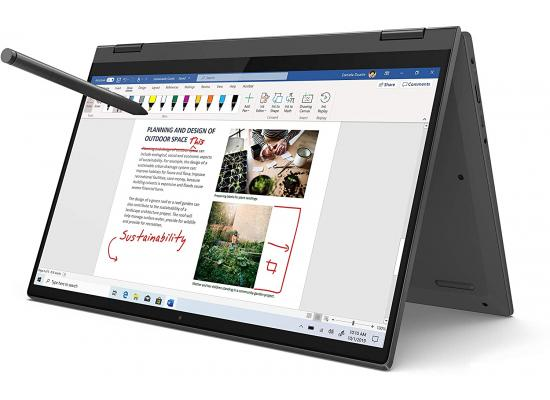 Lenovo Flex 5 NEW 10Gen Intel Core i7 Touch 2-in-1 Graphite Grey