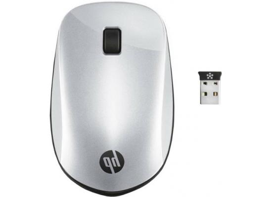 HP Z4000 Wireless Mouse - Pike Silver
