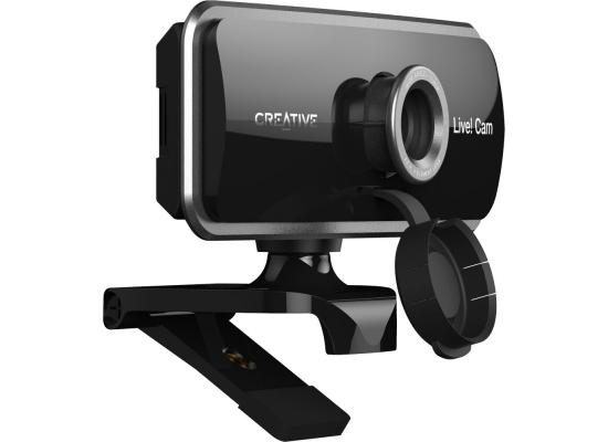 Creative Live! Cam Sync 1080p Full HD Wide-angle w/ Dual Built-in Mic