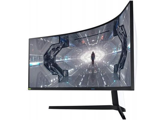 """SAMSUNG 49"""" Odyssey G9 QHD 240hz 1000R Curved Gaming Monitor"""