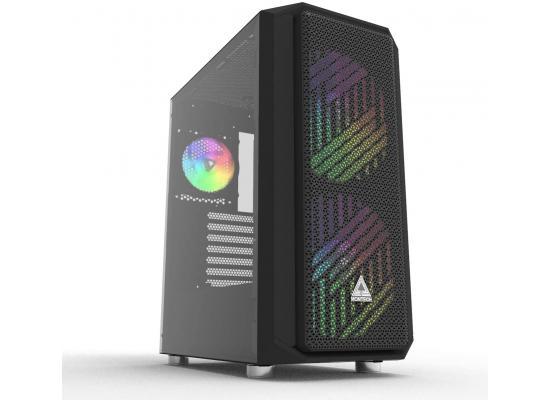 Montech AIR X ARGB Super High Airflow Gaming Case - Black