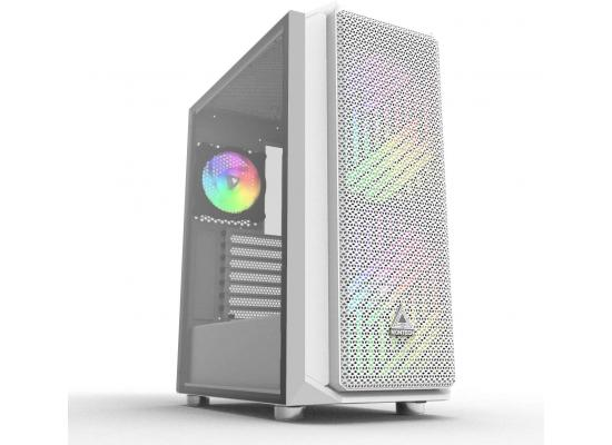 Montech AIR X ARGB Super High Airflow Gaming Case - White