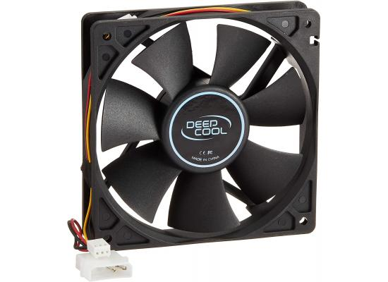 DeepCool XFAN 120 Hydro Bearing Black Case Fan