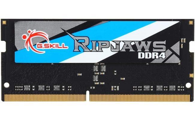G.SKILL Ripjaws 4GB DDR4 SO-DIMM DDR4 2666 (PC4 21300)