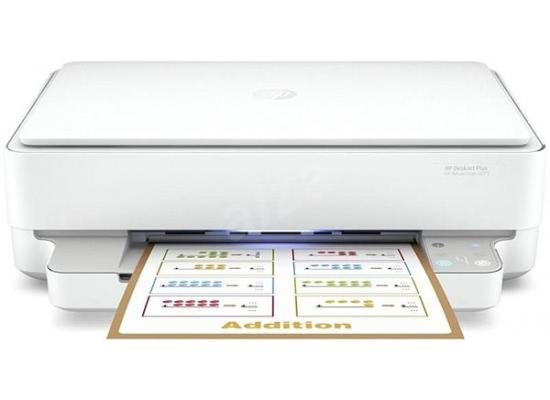 HP Deskjet Plus 6075 Ink Advantage All-in-One Wireless Printer