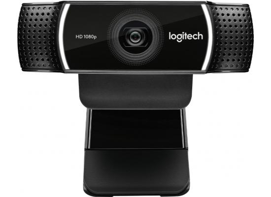 Logitech C922 Pro Stream Webcam 1080P for HD Video Streaming & Recording