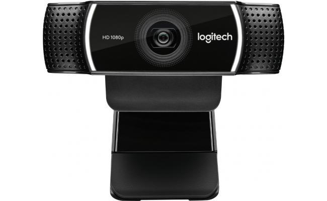 Logitech C922 Pro Stream FULL HD 1080P Video Streaming & Recording