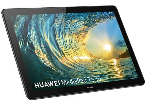"Huawei MediaPad T5 10"" Andriod 8.0 Tablet 4G SIM - Black"