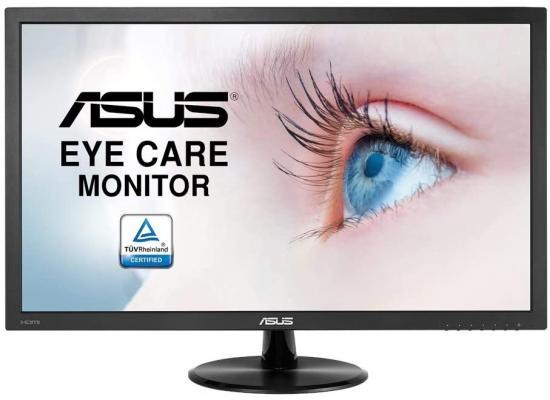 "ASUS VP247HAE 24"" Full HD Flicker Free Blue Light Filter Eye Care"