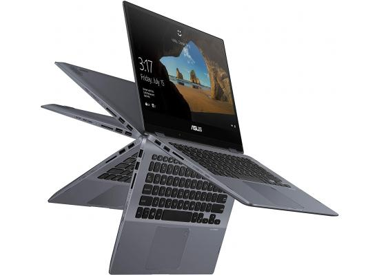 Asus Vivobook Flip 14 Core i3 2-in-1 Touch Screen - Gey