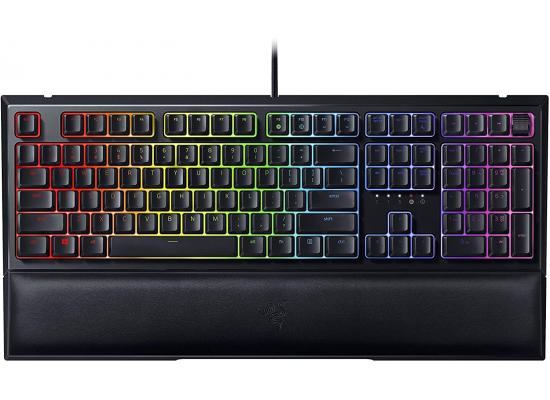 Razer Ornata V2 Hybrid Mechanical Key Switches Chroma RGB Lighting