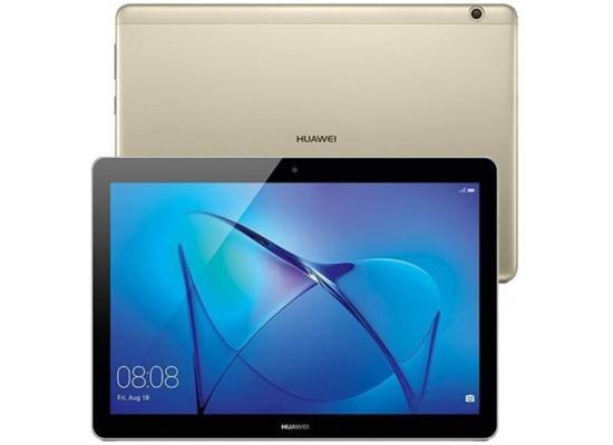 "Huawei MediaPad T3 10"" Andriod 7.0 Tablet 4G SIM - Gold"