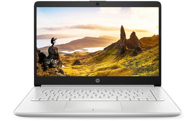 HP Laptop 14s-fq0004ne AMD Ryzen 3 SSD Full HD Thin & Light
