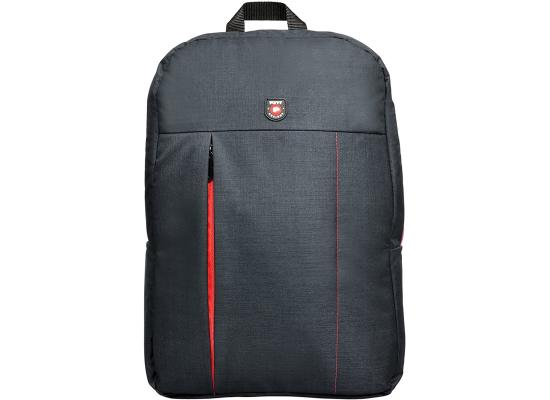 "Port Designs 15.6"" Portland Backpack - Black"