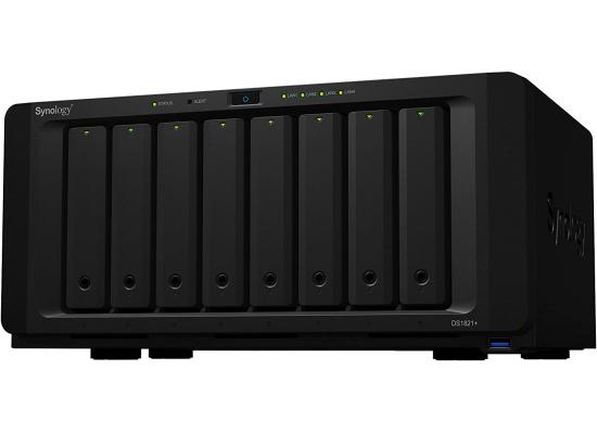 Synology 8 Bay DiskStation DS1821+ 8-Bay 4GB DDR4 NAS