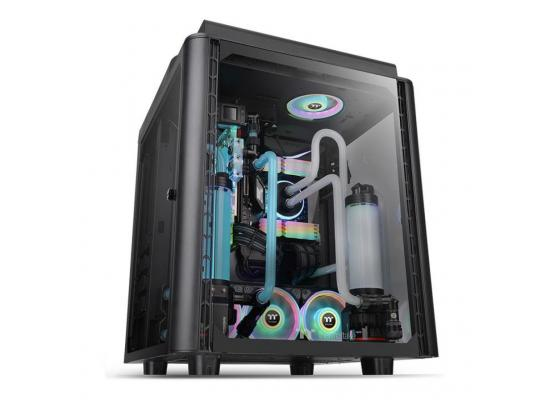 Thermaltake Level 20 HT Black Edition 4 Fully Modular Tempered Glass