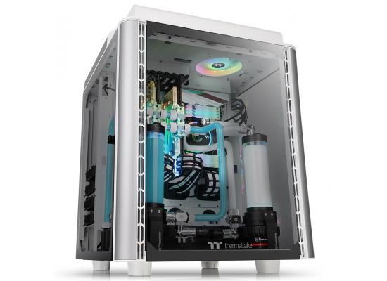 Thermaltake Level 20 HT Snow Edition 4 Fully Modular Tempered Glass