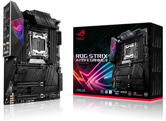 Asus STRIX X299-E GAMING II Intel X299 ATX Motherboard